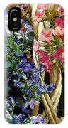 Spring In A Basket IPhone Case