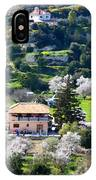 Spring In A Village  IPhone Case