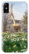 Spring In Boston IPhone Case