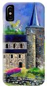 Spring In Celles  IPhone Case