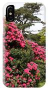 Spring In Muckross Garden - Ireland IPhone Case