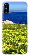 Spring In Pacific Grove Ca IPhone Case