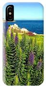 Spring In Pacific Grove Ca Two IPhone Case