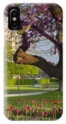 Spring In Paris IPhone Case