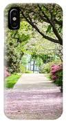 Spring In Washington Dc IPhone Case