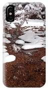 Spring Into Winter IPhone Case