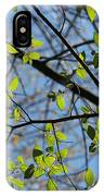 Spring Leaves 2 IPhone Case