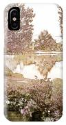 Spring Magical Fairyland Lake IPhone Case