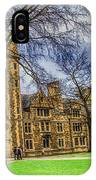 Spring On The Law Quad IPhone Case
