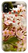 Spring On The Street IPhone Case