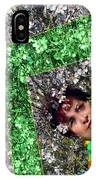 Spring Rainbow And Girl IPhone Case