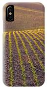 Spring Rows IPhone Case