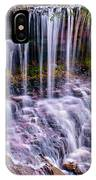 Spring Runoff At The Falls IPhone Case
