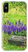 Spring Scene IPhone Case