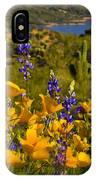 Spring Southwest Style  IPhone Case