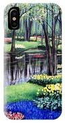 Spring Spendor Tulip Garden IPhone Case