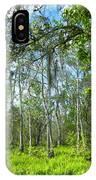 Spring Swamp IPhone Case