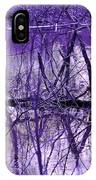 Spring Swamp IPhone X Case