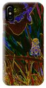 Spring Time In Lillyput IPhone Case