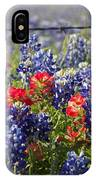 Spring Wildflowers IPhone Case