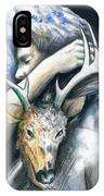 Springs Eternal Love Affair With The Ice Prince IPhone Case