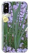 Springtime Beauties IPhone Case