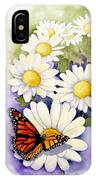 Springtime Daisies  IPhone Case