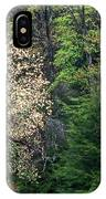 Springtime Forest Blossoms  IPhone Case