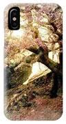 Springtime Hidaway IPhone Case