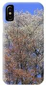 Springtime In Great Balsam Mountains IPhone Case