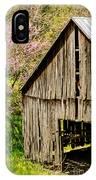 Springtime In Kentucky IPhone Case