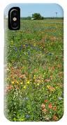 Springtime In Texas 6 IPhone Case