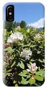 Springtime In The Cascades IPhone Case