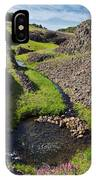 Springtime In The Foothills IPhone Case