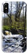 Springtime In The Mountains IPhone Case