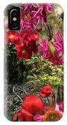 Springtime In Zebulon Right IPhone Case