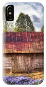 Springtime On The Farm IPhone Case
