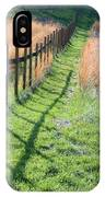 Springtime Pasture IPhone Case