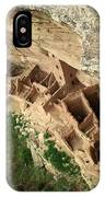Square Tower Ruin IPhone Case