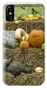 Squash Gourds And Pumpkins IPhone Case