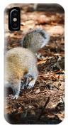 Squirrel Time IPhone Case