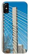 Sr-509 Cable Stayed Bridge IPhone Case