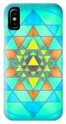 Sri Yantra Variation IPhone Case