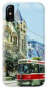 St Andrew Church In Toronto IPhone Case