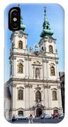 St Anne's Church In Budapest IPhone Case
