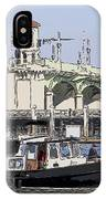St Augustine Bridge View IPhone Case