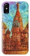 St Basil IPhone Case