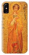 St Cecilia  IPhone Case