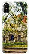 St. Charles Ave. Mansion IPhone Case