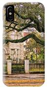 St. Charles Ave. IPhone Case